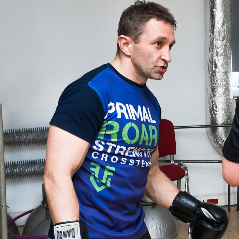 Trener Osobisty FitNOW Kraków