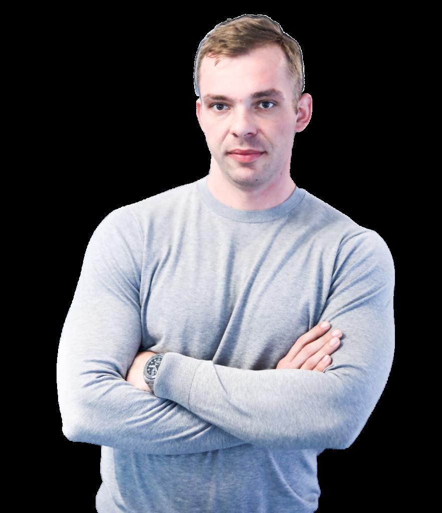 Sebastian Szadowski trener personalny FitNow